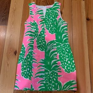 Lilly Pulitzer Shift Dress in Flamenco